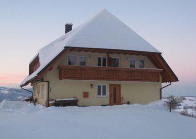 k2-1.6 Frontansicht Haus